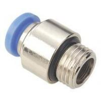 Buy cheap BSPP Pneumatic Fittings, Push in Fittings (BSPP, G Thread) - POC-G Hexagon Male Connector from wholesalers