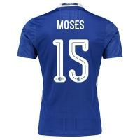 Buy cheap Chelsea Linear Home Adi Zero Shirt 2016-17 with Moses 15 printing from wholesalers