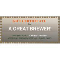 Buy cheap Gifts Online Gift Certificate - To Redeem Online from wholesalers