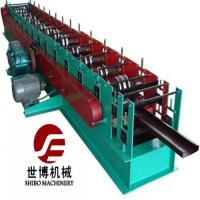 Buy cheap c c shaped roof purlin roll forming machine from wholesalers
