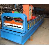 Arrival corrugated Metal Sheet roll forming Machine