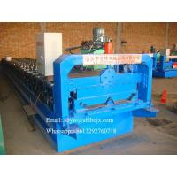 Buy cheap Fully-automatic JCH color metal sheet roll forming machine with hydraulic system from wholesalers