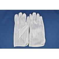 Buy cheap Wiper series G000118 10mm double side Conductive Dotted Glove product