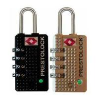Buy cheap SearchAlert 4 Dial TSA Luggage Lock (Model 8470) from wholesalers