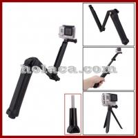 Buy cheap Holaca Adjustable 3 Way Bracket Hand Grip Arm Tripod Mount for GoPro Hero 2 3 3+ 4 4 session from wholesalers