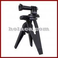 Buy cheap Holaca 1/4'' Inch Mini Tripod Stand with Tripod Mount Adapter For GOPRO HD HERO 2 3 3+ 4 from wholesalers