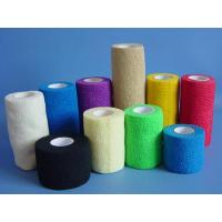 Buy cheap Other Items self adhesive elastic bandag Cohesive Elastic Bandage from wholesalers