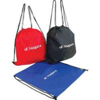 Buy cheap Non-Woven Sports Drawstring Bag from wholesalers