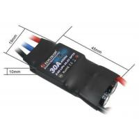 Buy cheap HV ESC 30A ESC BLheli firmware brushless ESC for multicopter support oneshot from wholesalers