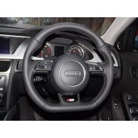 Buy cheap GENUINE AUDI FLAT BOTTOM 2012 EDITION MULTIFUNCTION STEERING WHEEL Supply & Fit from wholesalers