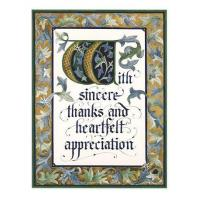 Buy cheap Bespoke Appreciation Greeting Card Signature from wholesalers