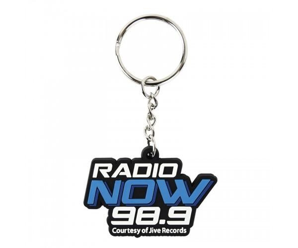 Quality Radio Appreciation Activity Gifts China Custom PVC Keychains for sale