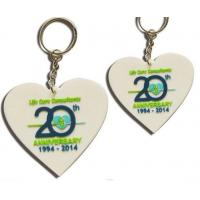 Buy cheap Anniversary Commemoration China Factory Custom Gifts PVC Keychains from wholesalers