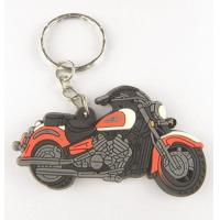 Buy cheap Motorcycle Shape China Kinngreat Custom Rubber PVC Keychains from wholesalers