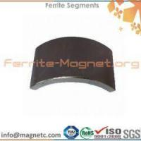 Buy cheap Arc Shaped Ferrite Magnet from wholesalers
