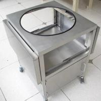 Buy cheap Stainless steel table for Kamado Grill from wholesalers