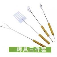 Buy cheap 3 pcs bbq tools from wholesalers