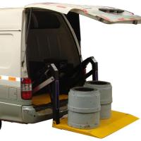 Buy cheap The factory direct sale tail lift / tail lift truck / truck tail lift from wholesalers