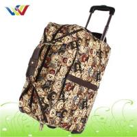 Buy cheap Duffel Bag Travel trolley wash luggage bag for sale from wholesalers