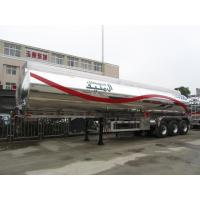 Buy cheap Aluminium Alloy Fuel Tanker with ADR Certificates from wholesalers