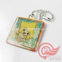 Buy cheap Dog Tags epoxy printed cartoon dog tag with ballchain from wholesalers