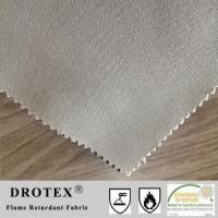 Buy cheap FRCOTTON CFR460 460gsm 100% Cotton Fireproof Canvas Fabric from wholesalers
