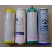 Buy cheap Granular Activated Carbon Cartridge FIlters from wholesalers
