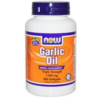 Buy cheap (316) Now Foods, Garlic Oil, 1500 mg, 250 Softgels from wholesalers
