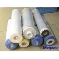 Buy cheap Polyester Cellulose Pleated Cartridge Filters from wholesalers