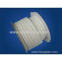 Buy cheap polyacrylonitrile gland ptfe braided packing PTFE gland Packing seals from wholesalers