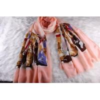 Buy cheap Print Scarf Ladies Soft Printing Long Scarf from wholesalers