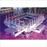 Buy cheap Printing Machinery Mechanical Fabric Stretching Machine product