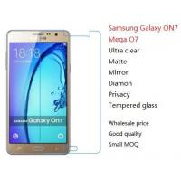 Buy cheap Samsung Tempered glass screen protector film for Samsung Galaxy Mega ON7 / O7 / G6000 from wholesalers