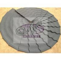 Buy cheap Aluminium Colored Stone Coated Shingles Corrugated Roofing Sheet from wholesalers