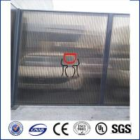 Buy cheap Plastic Wall Panels, Polycarbonate Sheet For Canopy Or Sunshine Construction from wholesalers