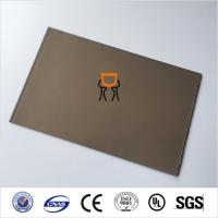 Buy cheap Common Clear/blue/green/opal/brown/ Polycarbonate Sheet For Building from wholesalers
