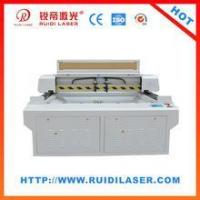 Buy cheap Hot sale Guangzhou Co2 Laser machine engraver for plywood clothes craft with laser tube from wholesalers