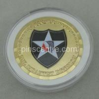 Buy cheap Hard Enamel Military Coin from wholesalers