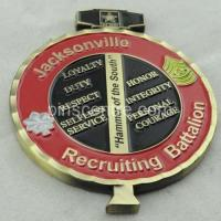 Buy cheap Customized Military Coin from wholesalers