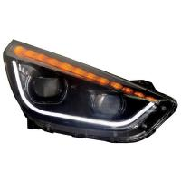 Buy cheap Hyundai 2011 IX35 LED headlight from wholesalers