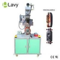 colorful patterns plane shaped skateboard printing machine