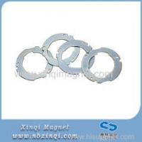 Buy cheap NdFeB Magnets Complex Shape Motor magnet Neodymium Iron Boron from wholesalers