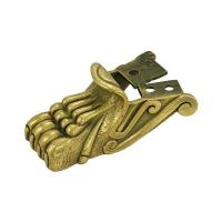 Buy cheap Antique Restoration Brass Claw Slipper from wholesalers