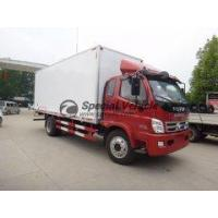 Buy cheap Foton automobile ford 10t refrigerated truck for sale from wholesalers