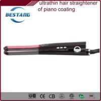 Buy cheap 11mm ultrathin tourmaline ceramic flat iron from wholesalers