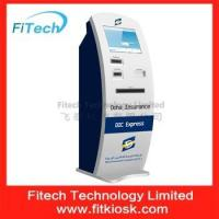 Buy cheap FTK882A Airport checkin kiosk from wholesalers