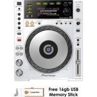 Buy cheap Pioneer CDJ850W (White) With Free 16GB USB Memory Stick product