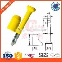 Buy cheap Read More HIGH-SECURITY BOLT LOCK STEEL, PLASTIC COVERED LOCKING DEVICE from wholesalers