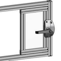Buy cheap 21.0959 Sliding Door Latch 30 Inventor 2012 from wholesalers