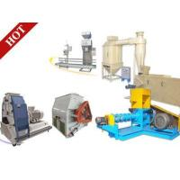 Buy cheap fish feed production line from wholesalers